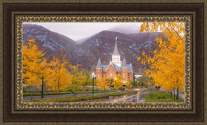 Provo CC Fall Morning