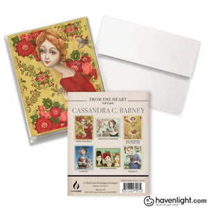 From The Heart Gift Card Set 1