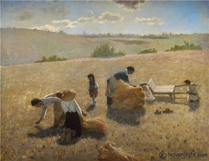 The Gleaners Art