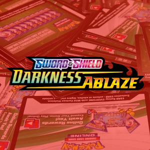 Sword & Shield - Darkness Ablaze Code PTCGO