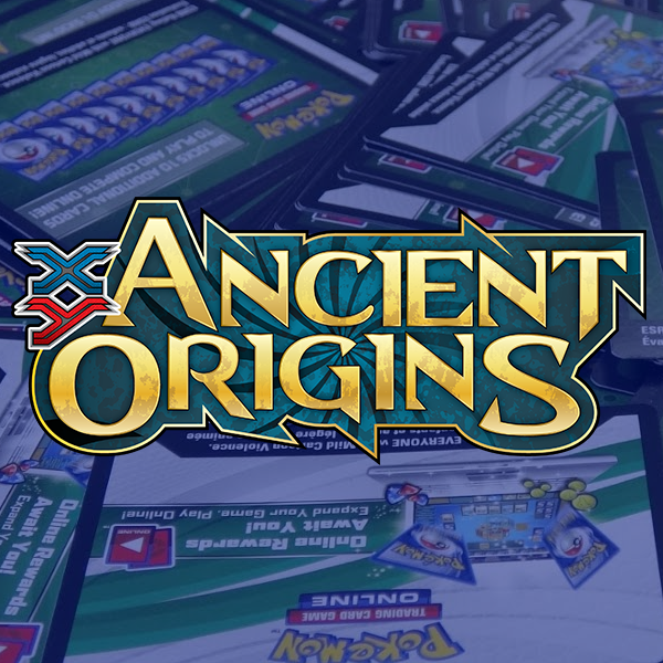 XY Ancient Origins PTCGO Code