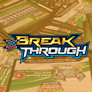XY Breakthrough PTCGO Codes