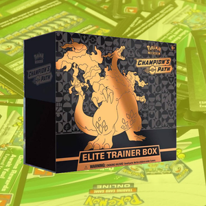 Champion's Path - Elite Trainer Box - PTCGO Code