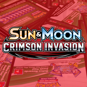 Sun & Moon - Crimson Invasion PTCGO Code