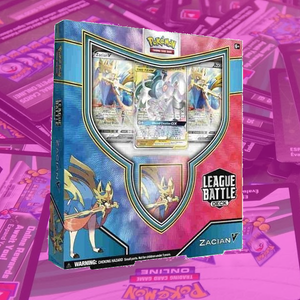 Zacian V League Battle Deck -  PTCGO Code
