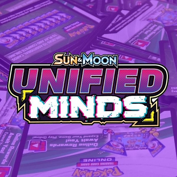 Sun & Moon - Unified Minds PTCGO Code