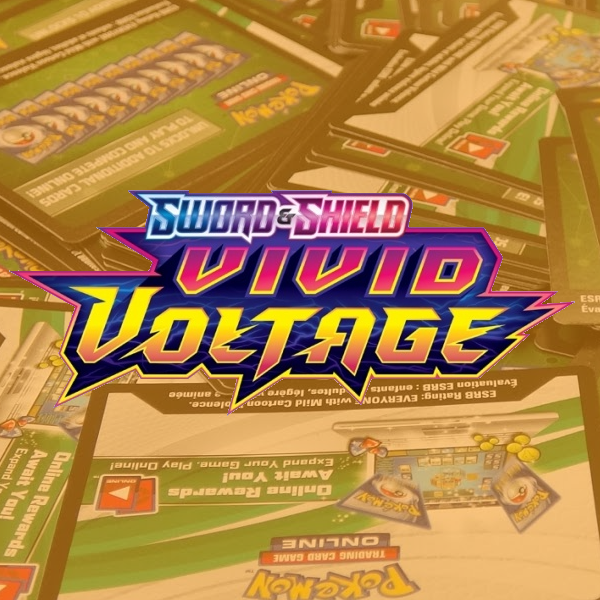 Sword & Shield - Vivid Voltage PTCGO Code