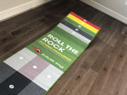 Roll the Rock Putting Challenge Mat (12'x2')