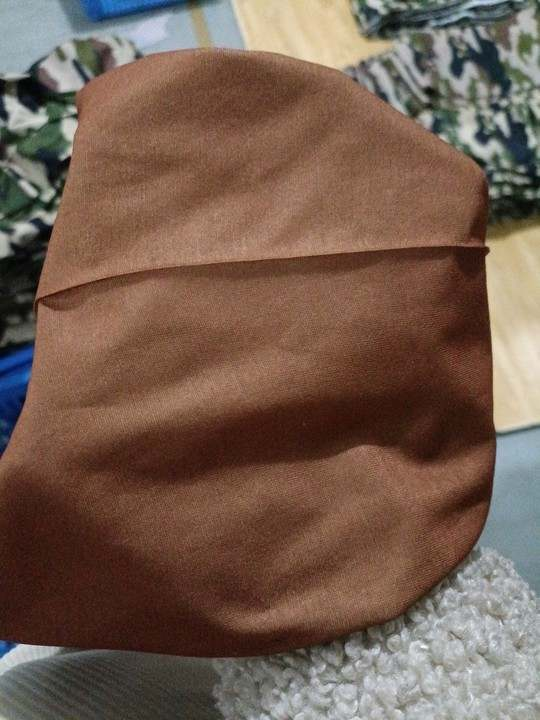 180 Pieces Brown Neck Gaiter Face Mask Bandana