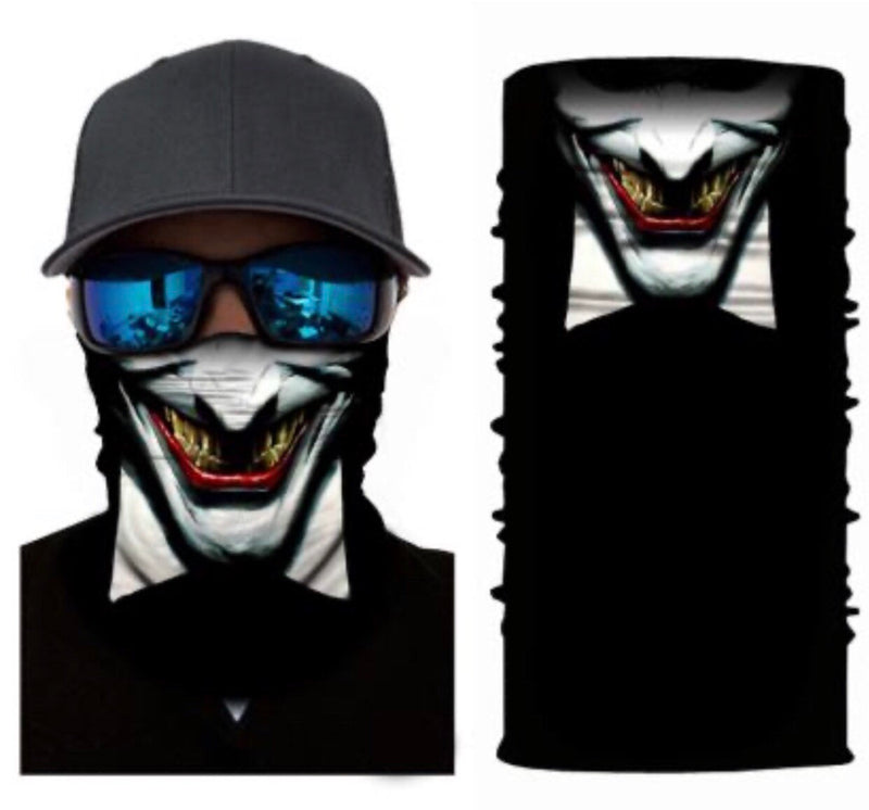 Joker Neck Gaiter Balaclava Face Mask