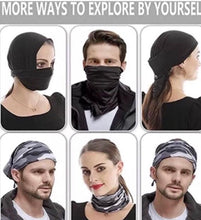 Load image into Gallery viewer, Camouflage Face Mask Bandana Neck Gaiter - Ships Next Day USPS First Class!