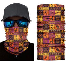 Load image into Gallery viewer, Egyptian Neck Gaiter Face Mask Bandana