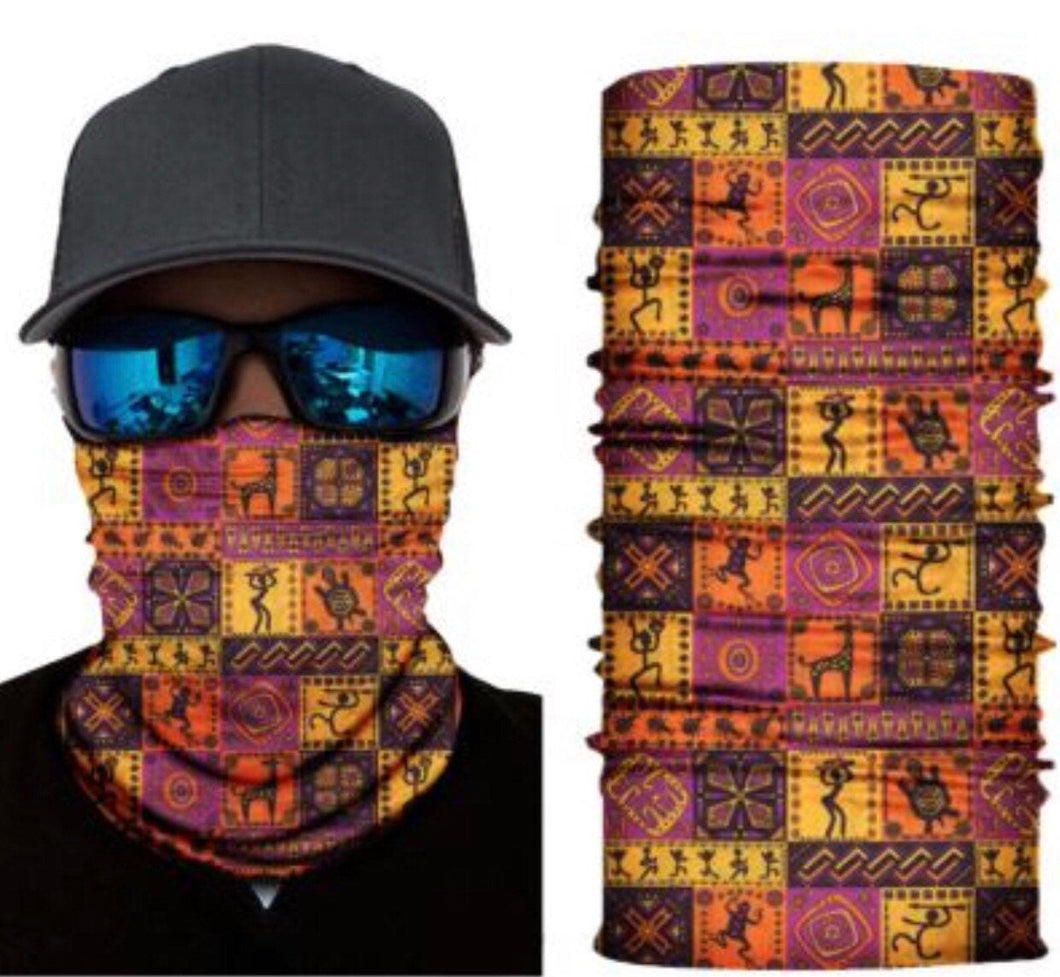 Egyptian Neck Gaiter Face Mask Bandana