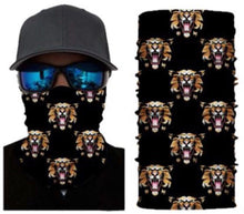 Load image into Gallery viewer, Tiger Neck Gaiter Face Mask Bandana