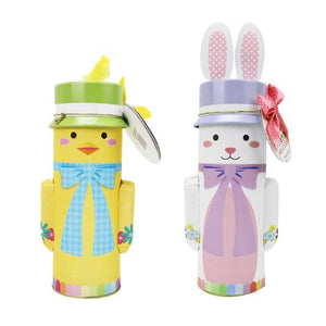 Character Easter Tins (6oz)