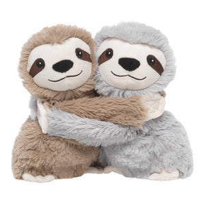 Load image into Gallery viewer, Warmies - Sloth Hugs Warmies