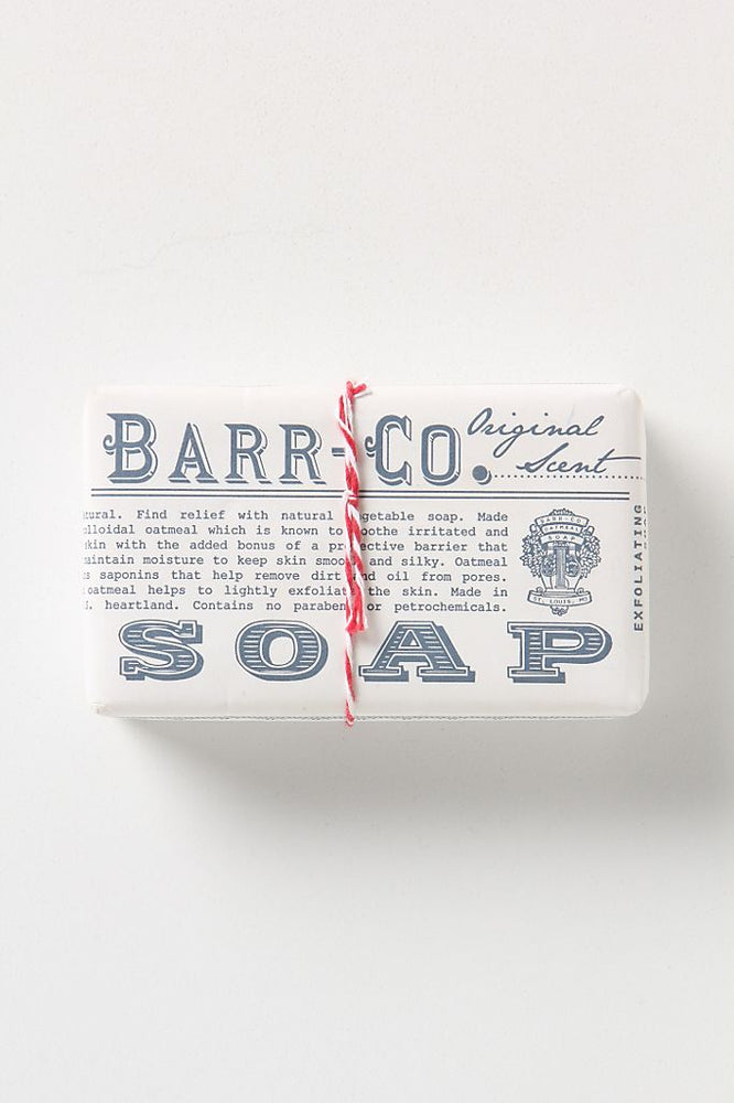 Original Scent Bar Soap