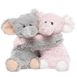 Load image into Gallery viewer, Warmies - Elephant Hugs Warmies