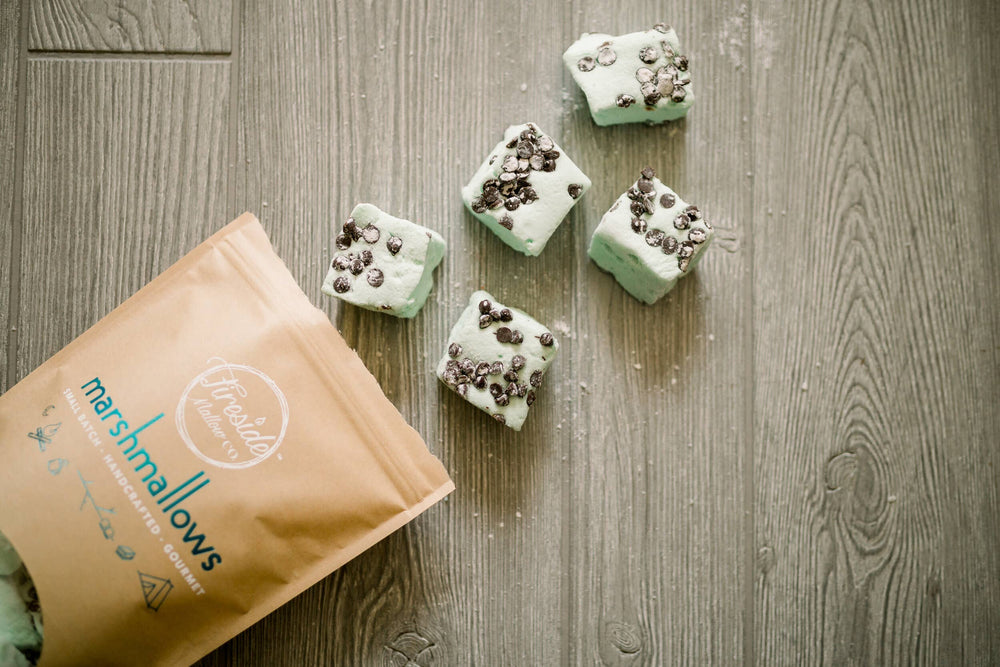 Chocolate Chip Mint Marshmallow