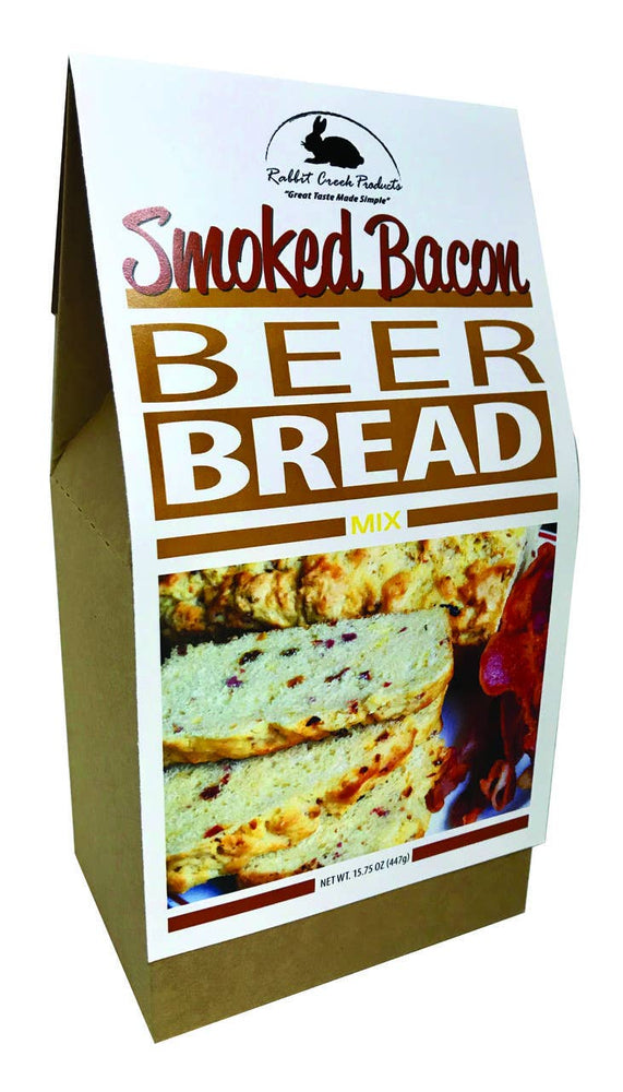 Smoked Bacon Beer Bread Mix