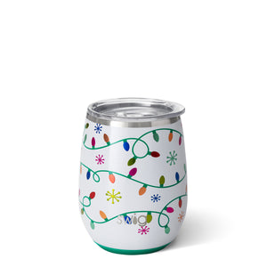 Load image into Gallery viewer, Stemless Wine Cups (14oz) 5 Pattern Options