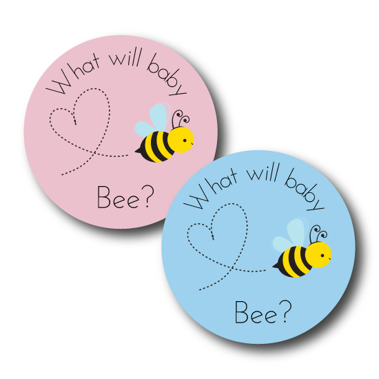 Gender Reveal - What Will it Bee?