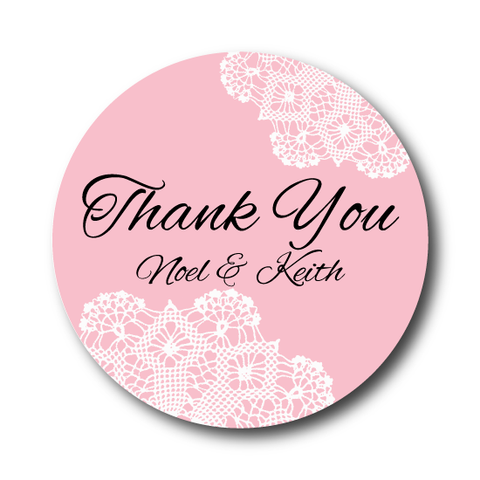 Wedding Labels | Custom Favor Stickers | Personalized Tags – Stick ...