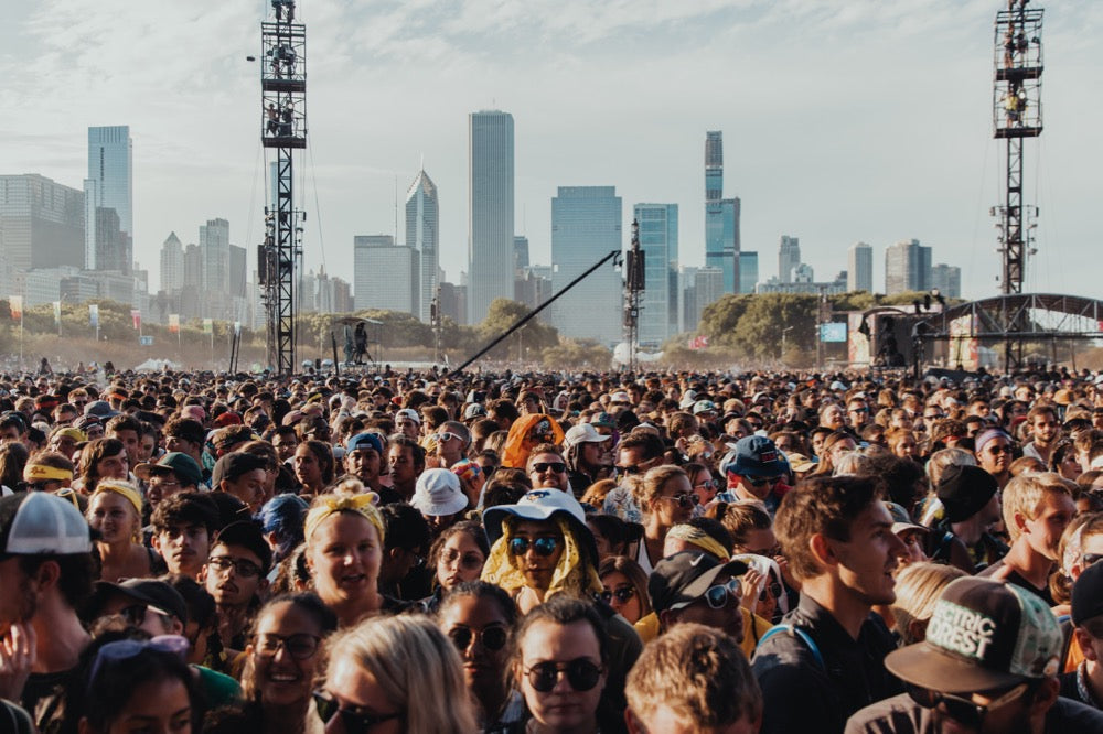 Lollapalooza co-founder predicts concerts won't return until 2022