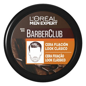 Cera de Fijación Suave Men Expert Barber Club L'Oreal Make Up (75 ml)