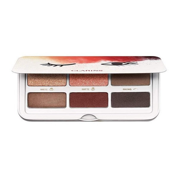 Paleta de Sombras de Ojos Ready In A Flash Clarins (7,6 g)