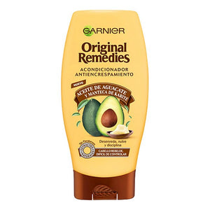 Acondicionador Antiencrespamiento Original Remedies Garnier (250 ml)