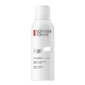 Espuma de Afeitar Sensitive Force Biotherm (200 ml)