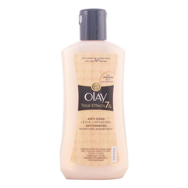 Leche Limpiadora Antiedad Total Effects Olay