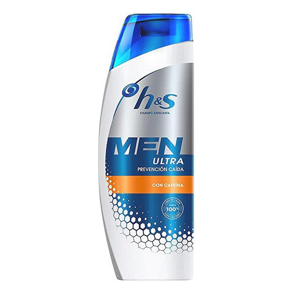 Champú Anticaída H&s Men Ultra Head & Shoulders (600 ml)