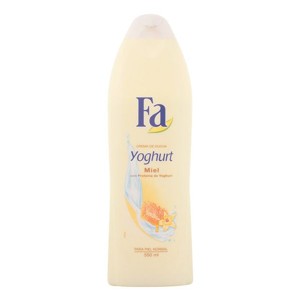 Crema de Ducha Yoghurt & Honey Fa (550 ml)