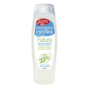 Gel de Ducha Natura Instituto Español (750 ml)