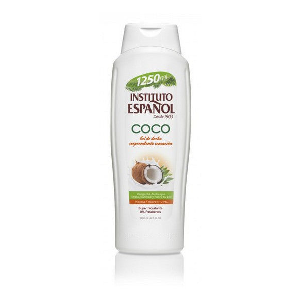 Gel de Ducha Coco Instituto Español (1250 ml)