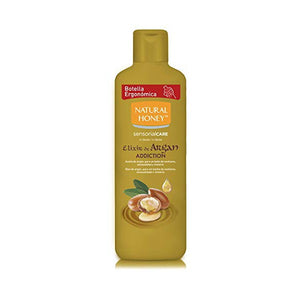 Gel de Ducha Elixir De Argan Natural Honey (650 ml)