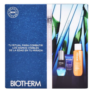Set de Cosmética Mujer Blue Therapy Eye Serum Biotherm (3 pcs)