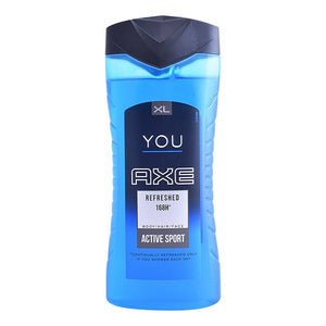 Gel de Ducha You Refreshed Axe (400 ml)