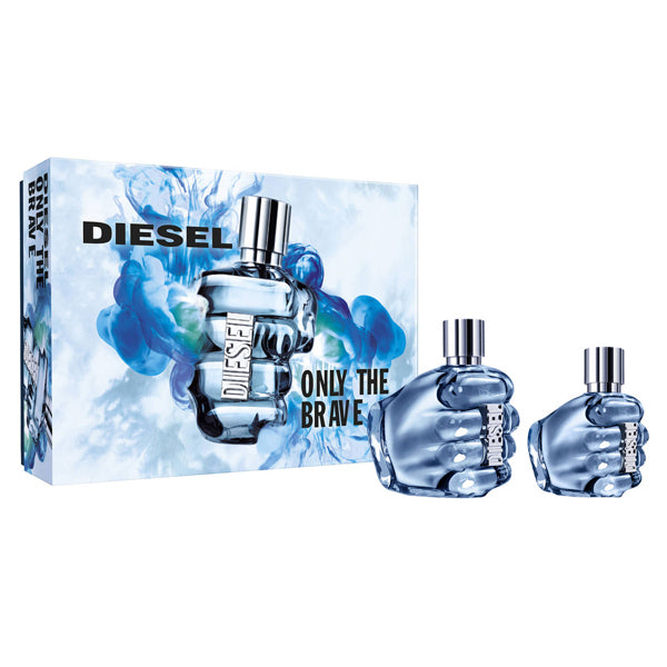 Set de Perfume Hombre Only The Brave Diesel (2 pcs)