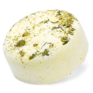 Bath Bomb on white background