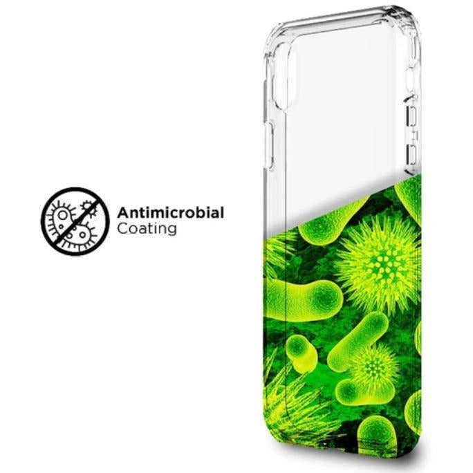 Étui De Protection Transparent Antimicrobien - IPhone XR - Cellcom Communications