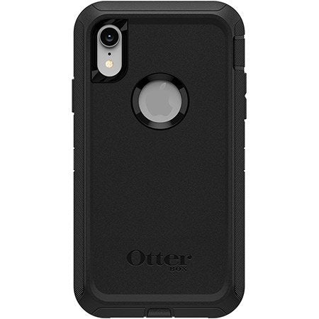 Otterbox Defender iPhone XR (6.1) - Noir