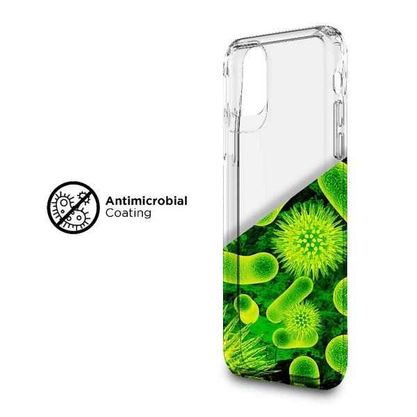 Étui De Protection Antimicrobienne Transparent - IPhone 11