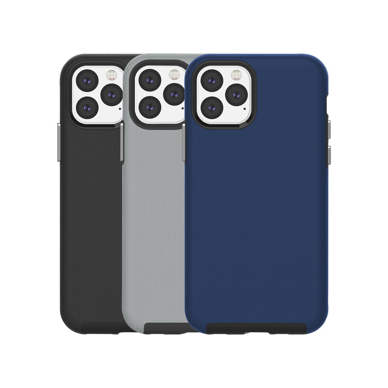 Blu Element  BEA2X58BCK Armour 2X Bold Kit iPhone 11 Pro Black/Gray/Navy
