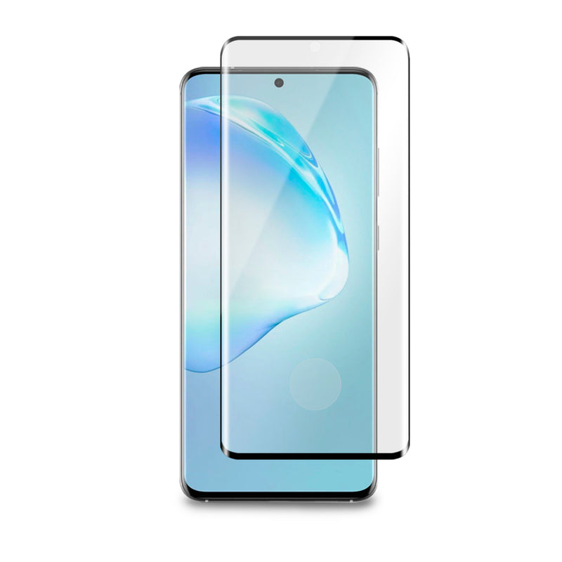 Blu Element  BEFCTGS11E 3D Curved Glass Case Friendly w/Tray Galaxy S20