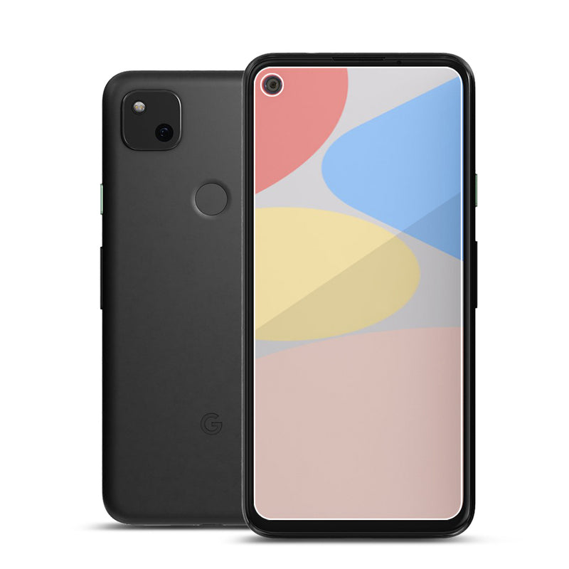 22 cases  Glass Screen Protector Pixel 4a