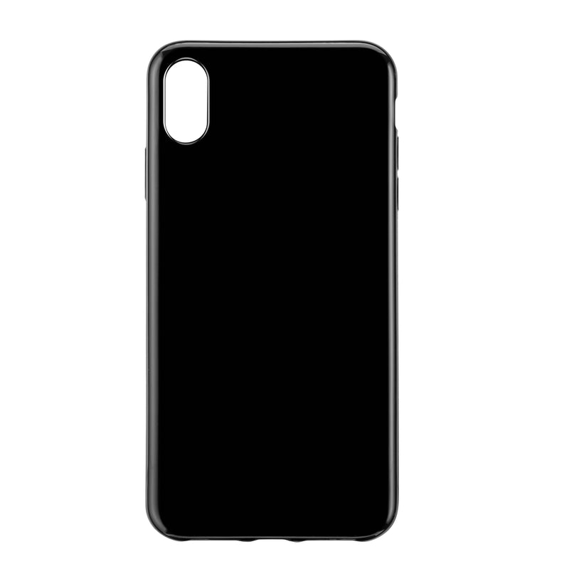 Blu Element  BEGIP65B Gel Skin iPhone XS Max Black