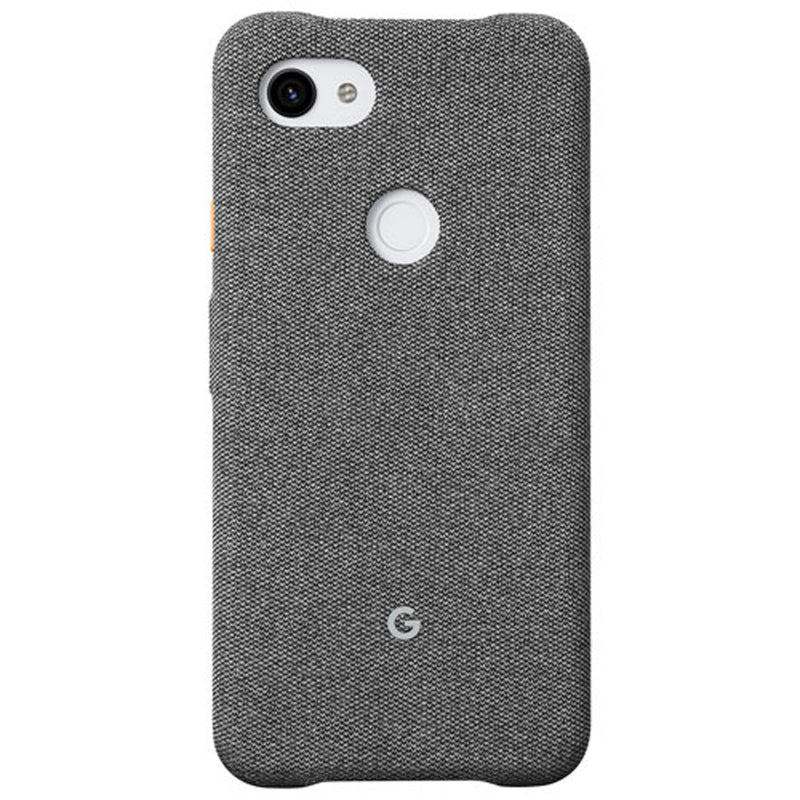 Google  GA00788 Fabric Case Pixel 3a XL Fog (Cement)